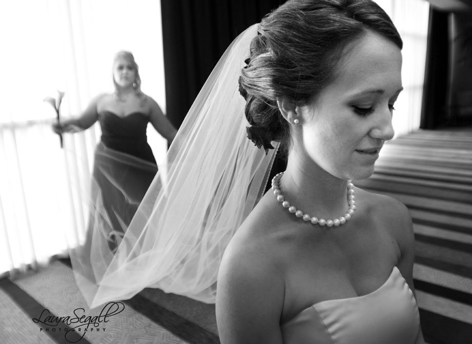 Sheraton Downtown Phoenix wedding