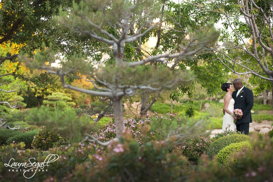 Delightful Catherine And Carlu0027s Japanese Friendship Garden Wedding  Phoenix, Arizona