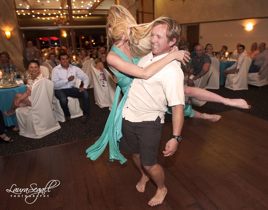 Renae And Garrett S Foothills Wedding Reception Laura