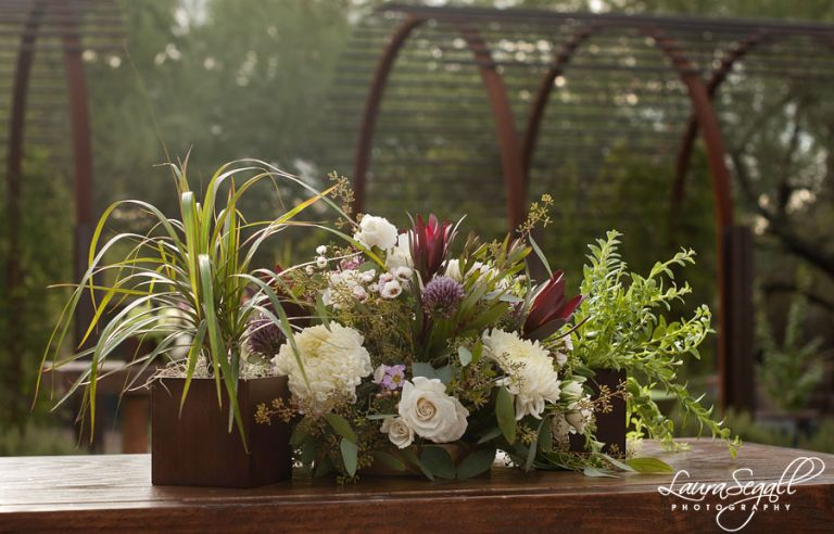 Desert Botanical Garden design shoot with Meant2Be Events ...