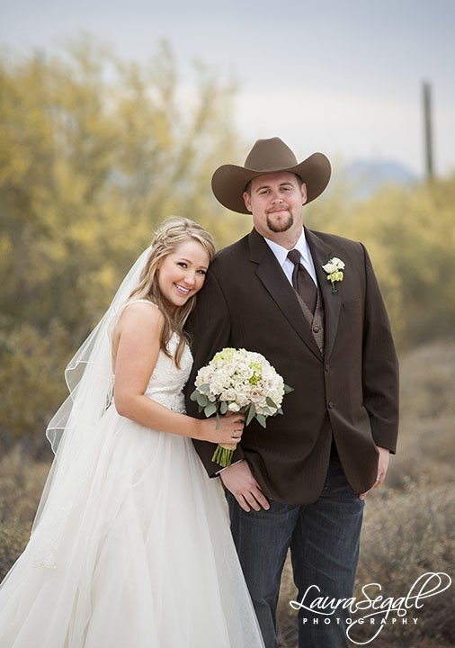mandy and dillons desert foothills wedding scottsdale