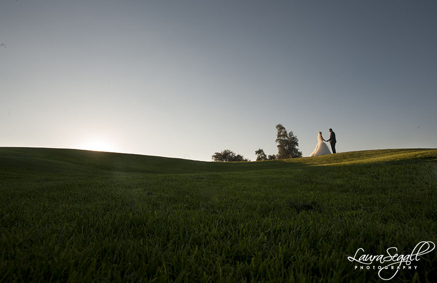 Gainey Ranch Golf Club wedding pictures