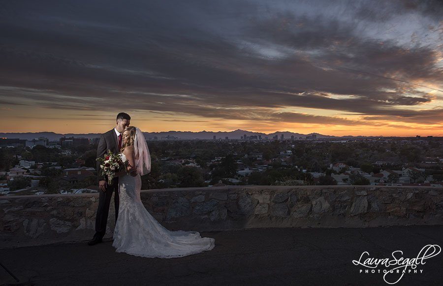Wrigley Mansion wedding photography