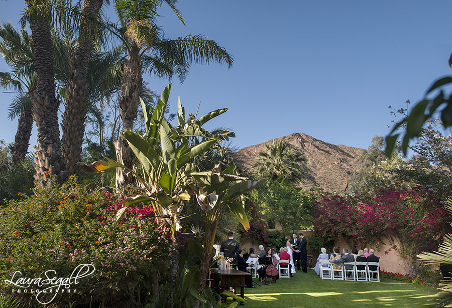 Royal Palms Resort and Spa wedding photography