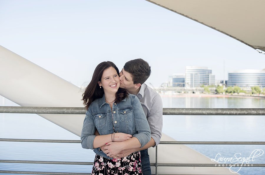 Tempe, Arizona engagement session photographer