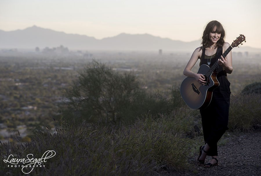 Taylor Upsahl singer songwriter Phoenix Arizona