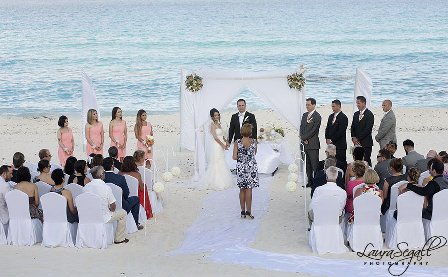 Cancun Mexico destination wedding