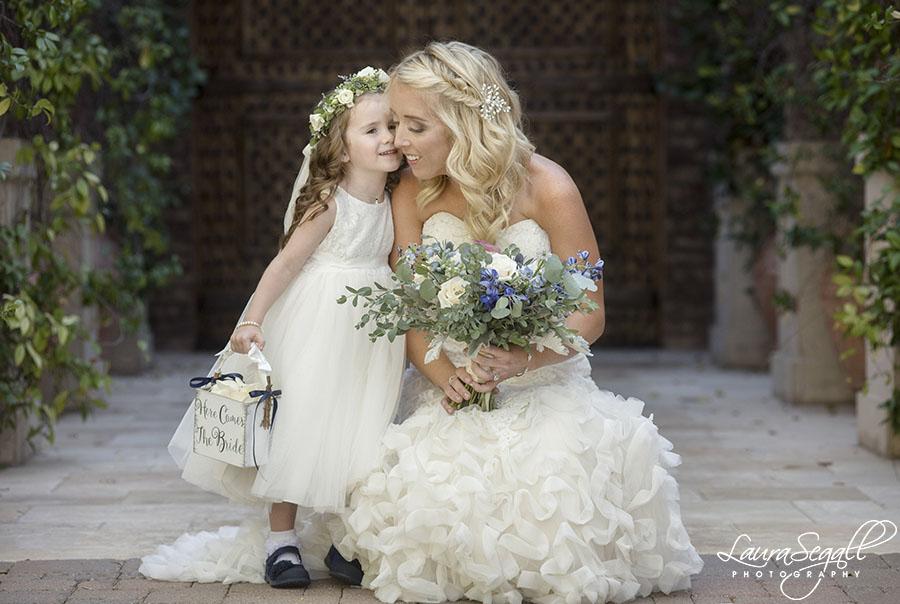 Scottsdale desert wedding pictures