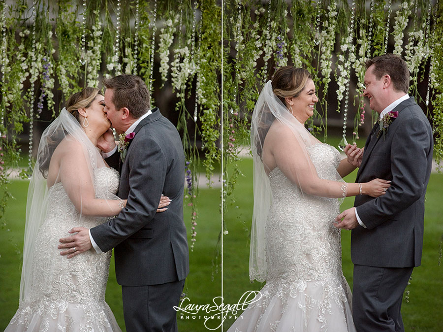 Phoenix Art Museum wedding photography