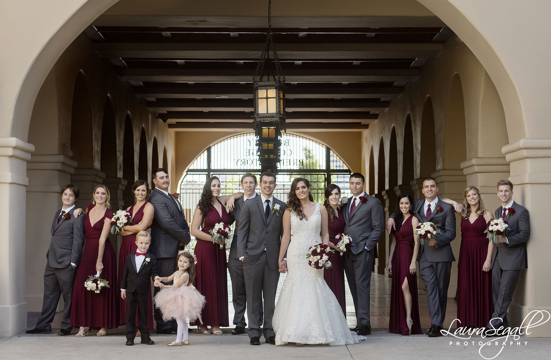 Gainey Ranch Golf Club wedding photography