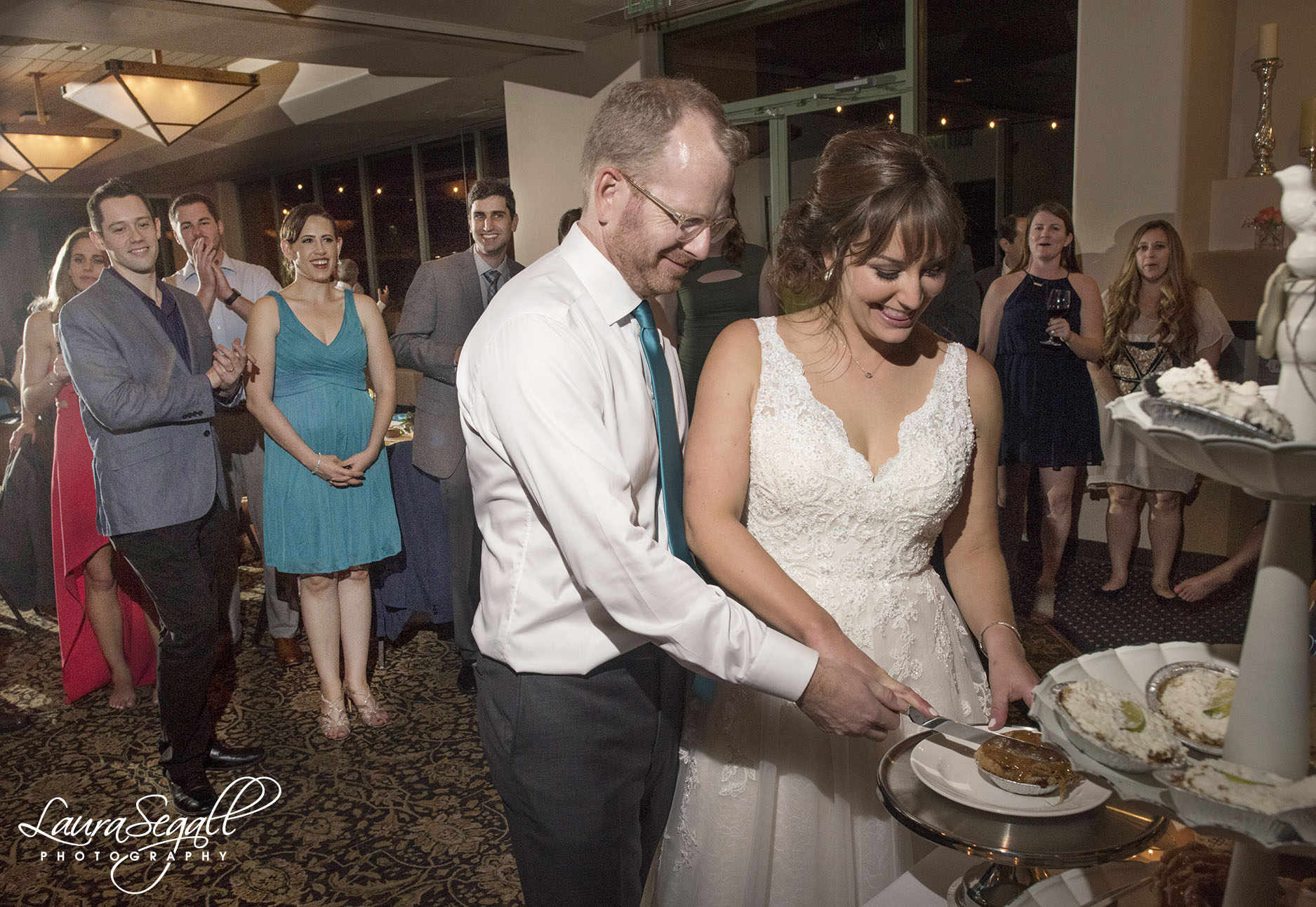 Troon North Golf Club wedding pictures