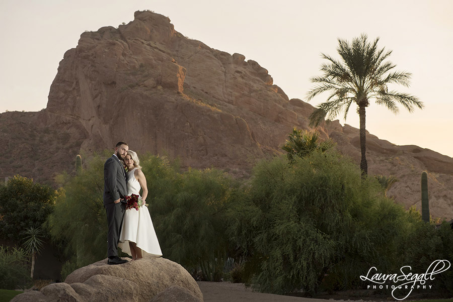 Mountain Shadows Resort wedding Scottsdale, Arizona