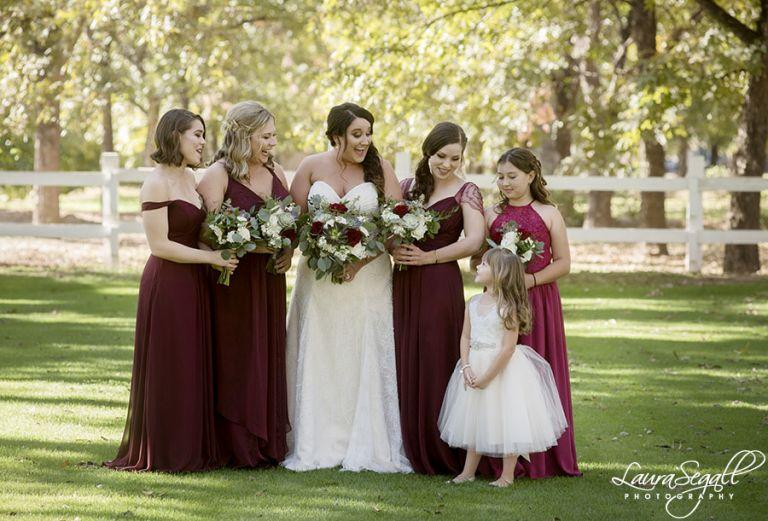 b3ae917370f Easton and Adam s Venue at the Grove wedding - Laura Segall ...