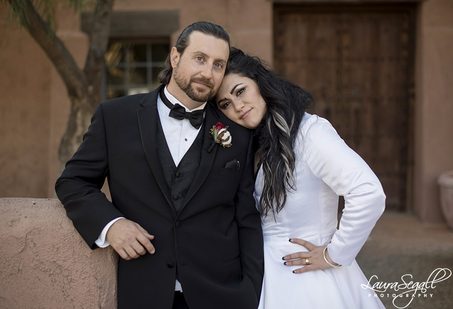 Rancho Manana wedding photography Cave Creek, AZ