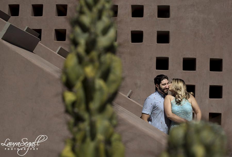 Arizona State University engagement pictures
