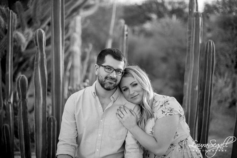 Desert Botanical garden wedding photography