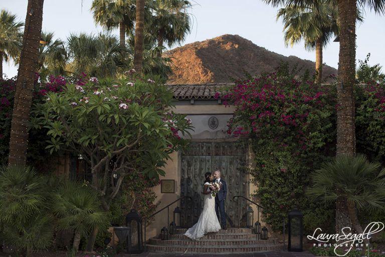 Royal Palms Resort wedding pictures