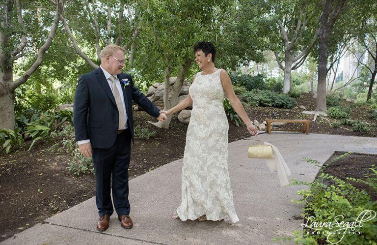 Japanese Friendship Garden Phoenix wedding photographer