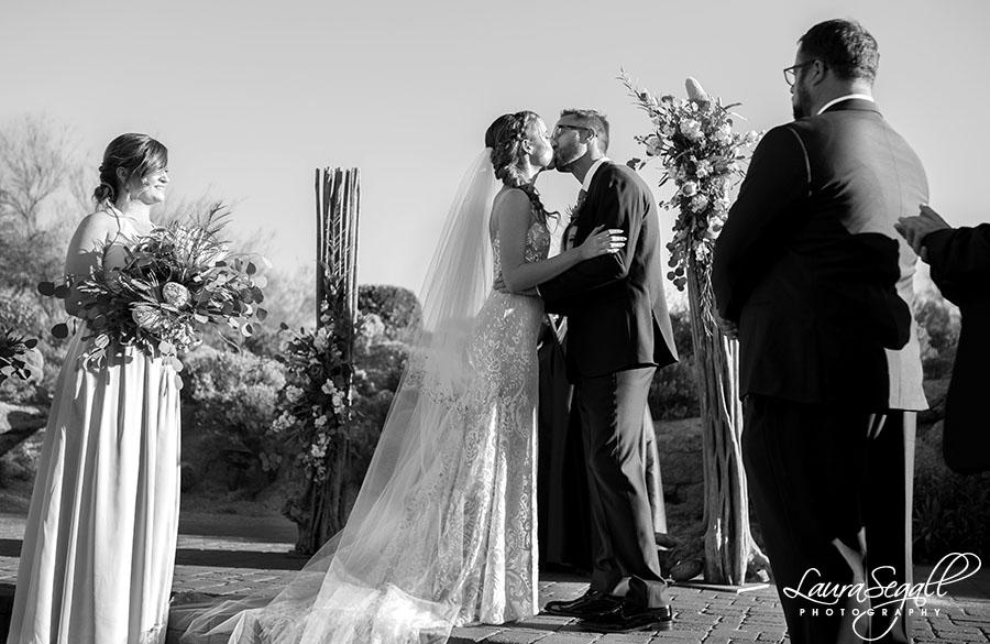 Troon North Golf Club wedding photography