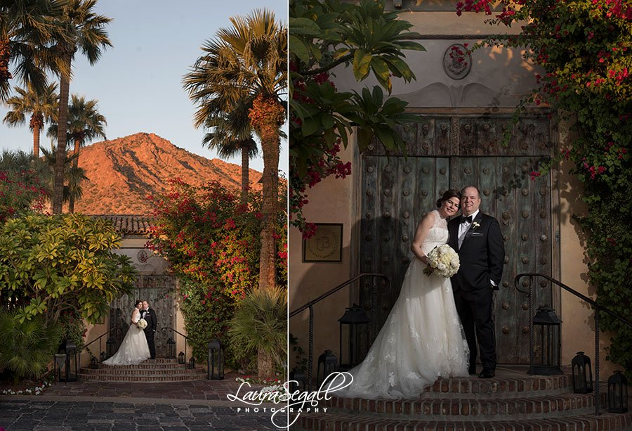 Royal Palms Resort and Spa wedding