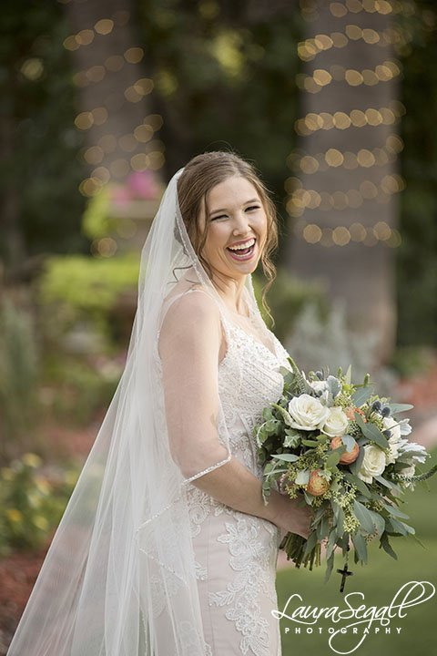 Secret Garden Phoenix wedding