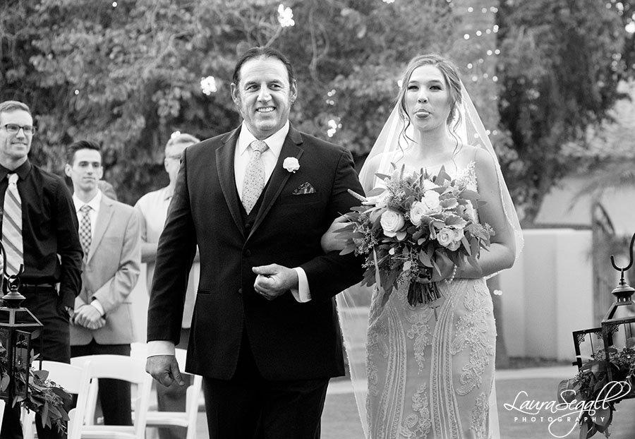 Secret Garden Phoenix wedding