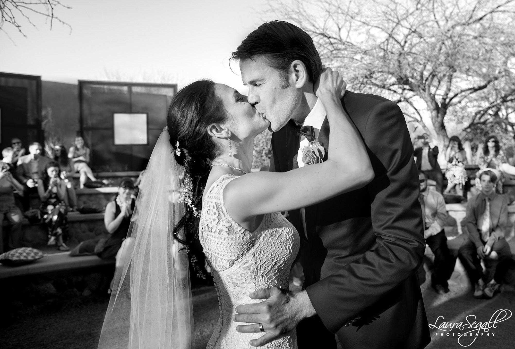 Desert Botanical Garden wedding photographer