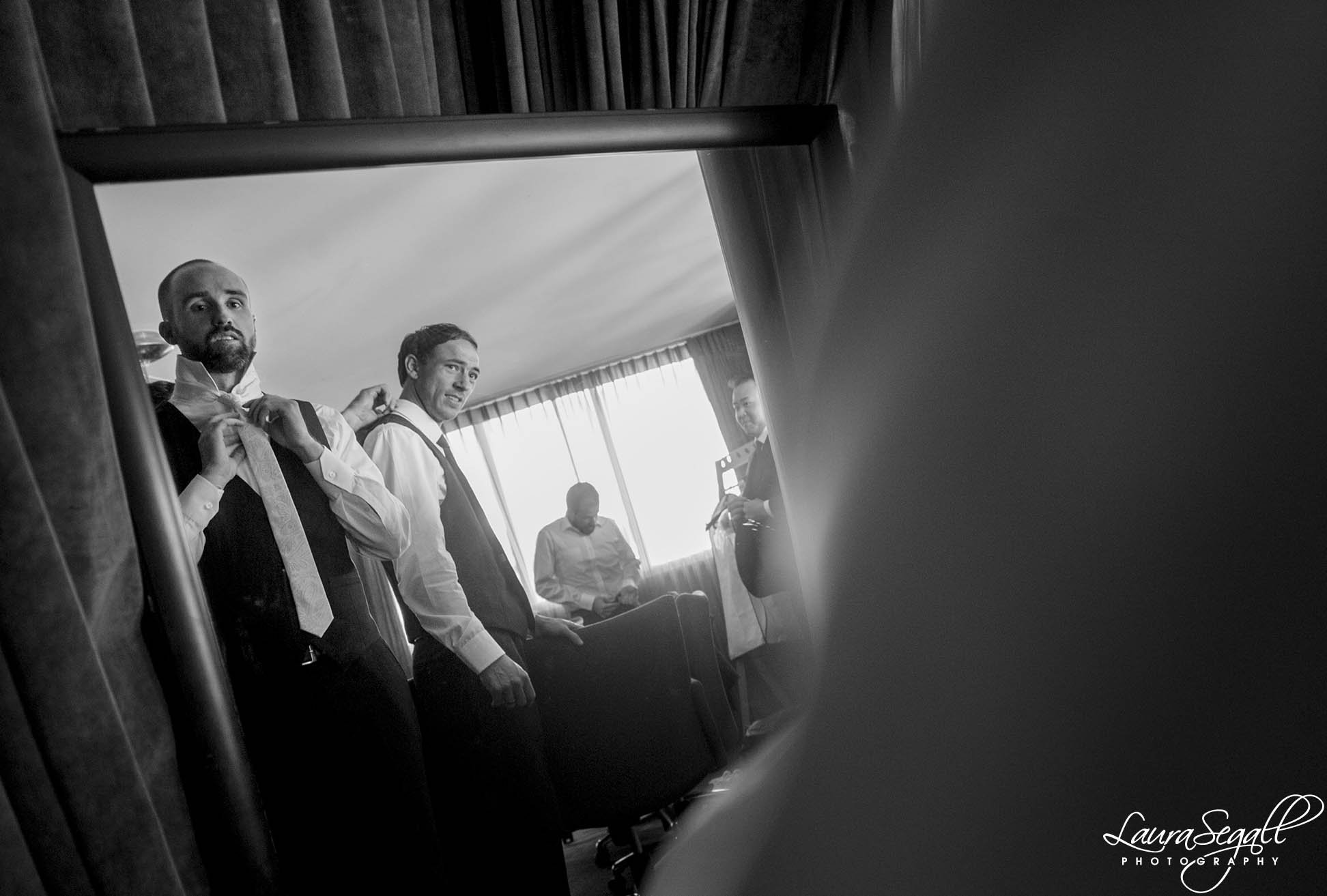 Sanctuary Camelback Mountain Resort wedding photographer