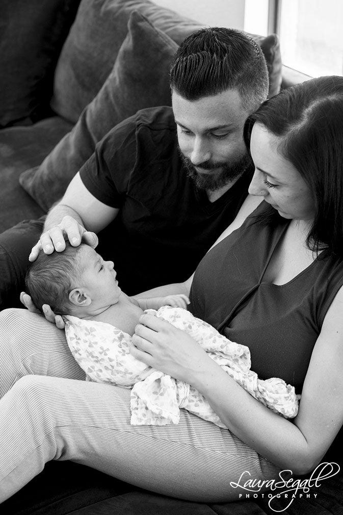 Phoenix family and newborn photography