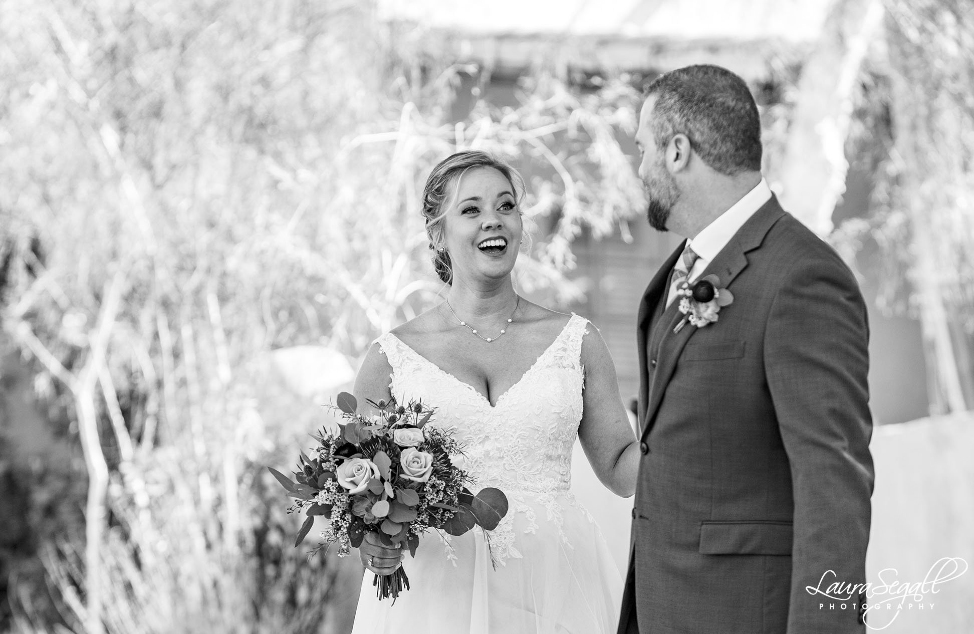 Desert Botanical Garden wedding photographer