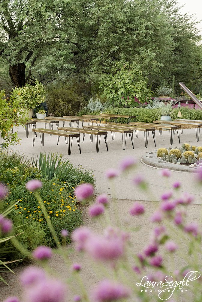 Herb Garden wedding venue